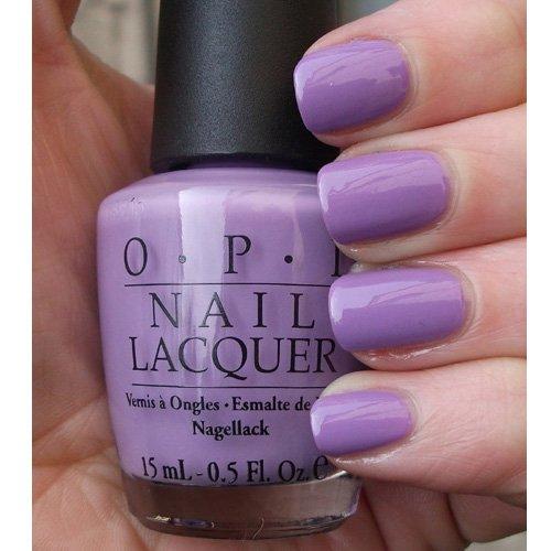 Lilac Nail Color: Reviews Product OPI Nail Polish Do You Lilac It?